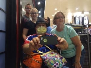 Hat Shopping 3